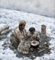 Cooking in Tundra AX Tibet