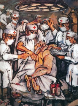 Doctors ZFZ from China Oil Paintings