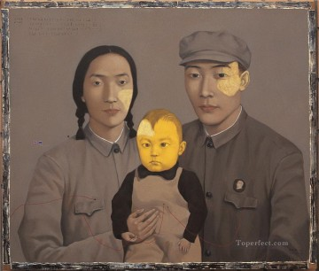 bloodline big family 1993 ZXG from China Oil Paintings