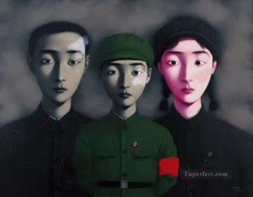 bloodline big family 1995 ZXG from China Oil Paintings