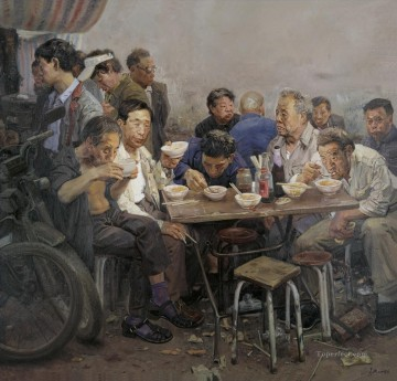 Breakfast from China Oil Paintings