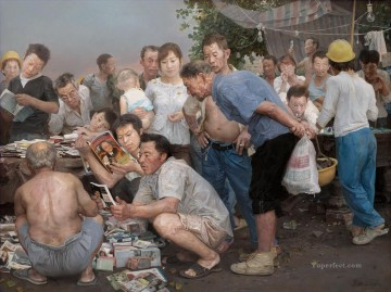 Summer from China Oil Paintings