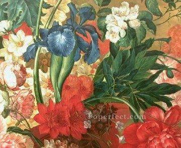 Classic Flower Painting - gdh032aE classic flower