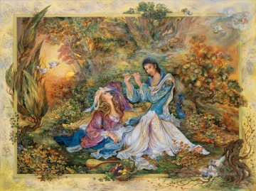 MF Miniatures Fairy Tales 50 Oil Paintings