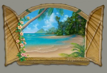 KPD magic 3D Oil Paintings
