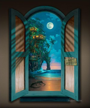 3d magic fantasy Painting - No Worries magic 3D