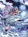 wish upon a dolphin star Fantasy