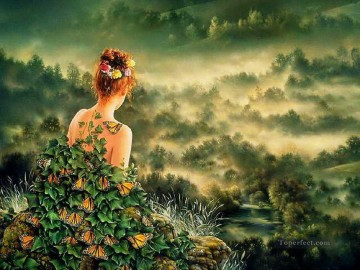 Popular Fantasy Painting - fa280nD fantastic photographic modern Fantasy