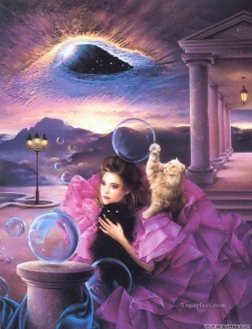Dream Painting - JPA Source of Dreams Fantasy