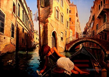 Artworks in 150 Subjects Painting - SP Venice Fantasy