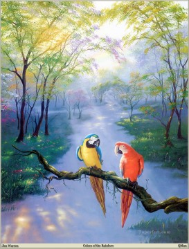Popular Fantasy Painting - colors of rainbow Fantasy