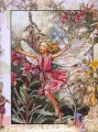 the rose bay willow herb fairy Fantasy