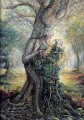 JW the dryad and the tree spirit Fantasy