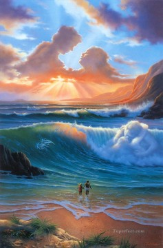 Popular Fantasy Painting - Romantic Day Fantasy