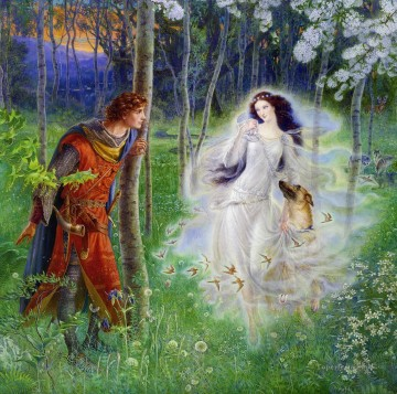 enchantment Fantasy Oil Paintings