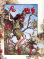 the rose hip fairy Fantasy