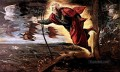 Creation of the Animals Italian Renaissance Tintoretto Fantasy