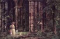 Queen Mab and the Ruins Fantasy