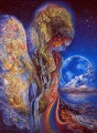 JW goddesses sadness of gaia Fantasy painting