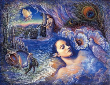 Dream Painting - JW whispered dreams Fantasy