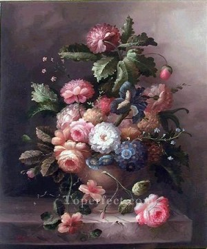 Classical Flowers Painting - gdh009aE flowers.JPG