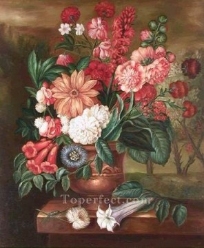 Classical Flowers Painting - gdh011aE flowers.JPG