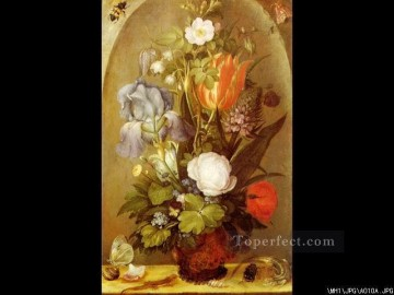 Classical Flowers Painting - gdh012aE flowers.JPG