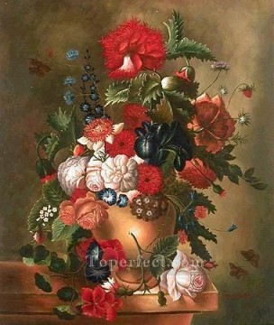 Classical Flowers Painting - gdh016aE flowers.JPG