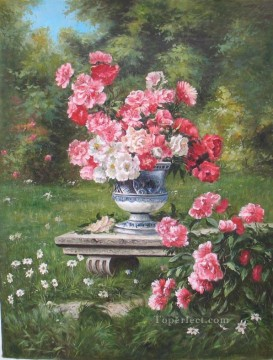 gdh018aE classic flower Oil Paintings