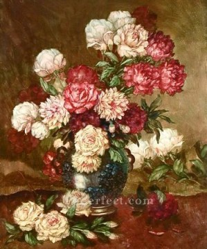 Classical Flowers Painting - gdh020aE flowers