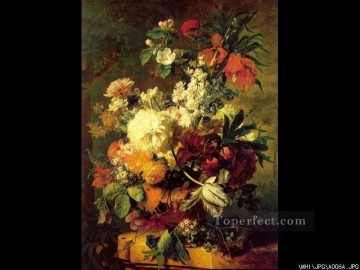 Classical Flowers Painting - gdh021aE flowers.JPG