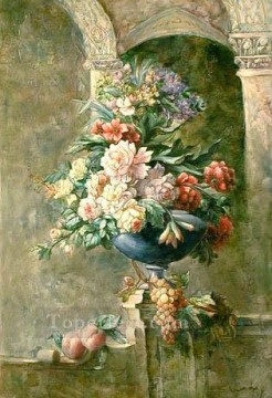 Classical Flowers Painting - gdh030aE flowers