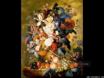 Classical Flowers Painting - gdh031aE flowers.JPG