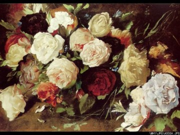 gdh037aE flowers.JPG Oil Paintings