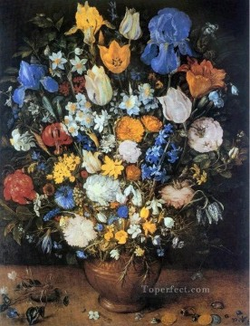 gdh043aE flowers.JPG Oil Paintings