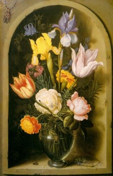 Bosschaert Ambrosius Blumen Oil Paintings