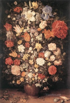 Classical Flowers Painting - Bouquet 1606 Jan Brueghel the Elder flower