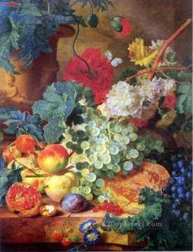 Classical Flowers Painting - gdh041aE flowers.JPG