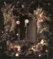 Eucharist In Fruit Wreath still lifes Jan Davidsz de Heem flower
