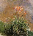 Hamerocallis Claude Monet Impressionism Flowers