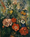Bouquet of Flowers Paul Cezanne