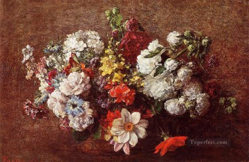 bouquet art - Bouquet of Flowers2 Henri Fantin Latour