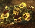 Pansies 1903 flower painter Henri Fantin Latour