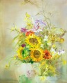 The Code of Beauty impressionism flowers