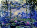 Water Lilies II 1916 Claude Monet Impressionism Flowers