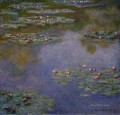 Water Lilies III Claude Monet Impressionism Flowers painting