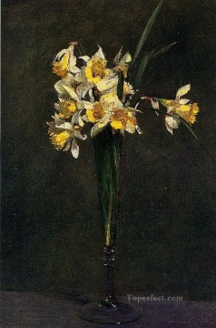 aka - Yellow Flowers aka Coucous flower painter Henri Fantin Latour