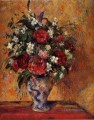 vase of flowers Camille Pissarro