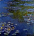 Water Lilies Claude Monet Impressionism Flowers