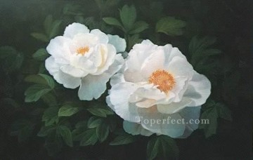 xsh025bB realistic from photograph flower Oil Paintings